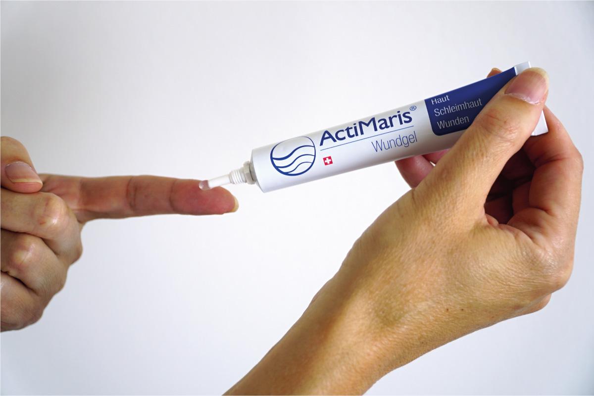 ActiMaris Gel aplikace na prst