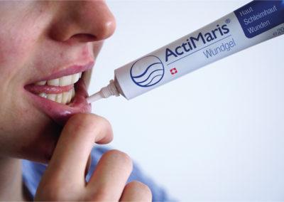 ActiMaris Gel aplikace na ret