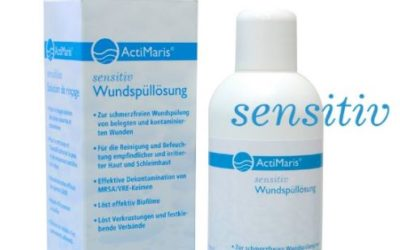 Další dobrá zpráva! Od listopadu je hrazený také ActiMaris sensitiv roztok 300 ml