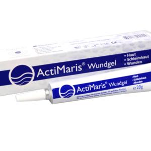ActiMaris gel na hojení ran a zánětů