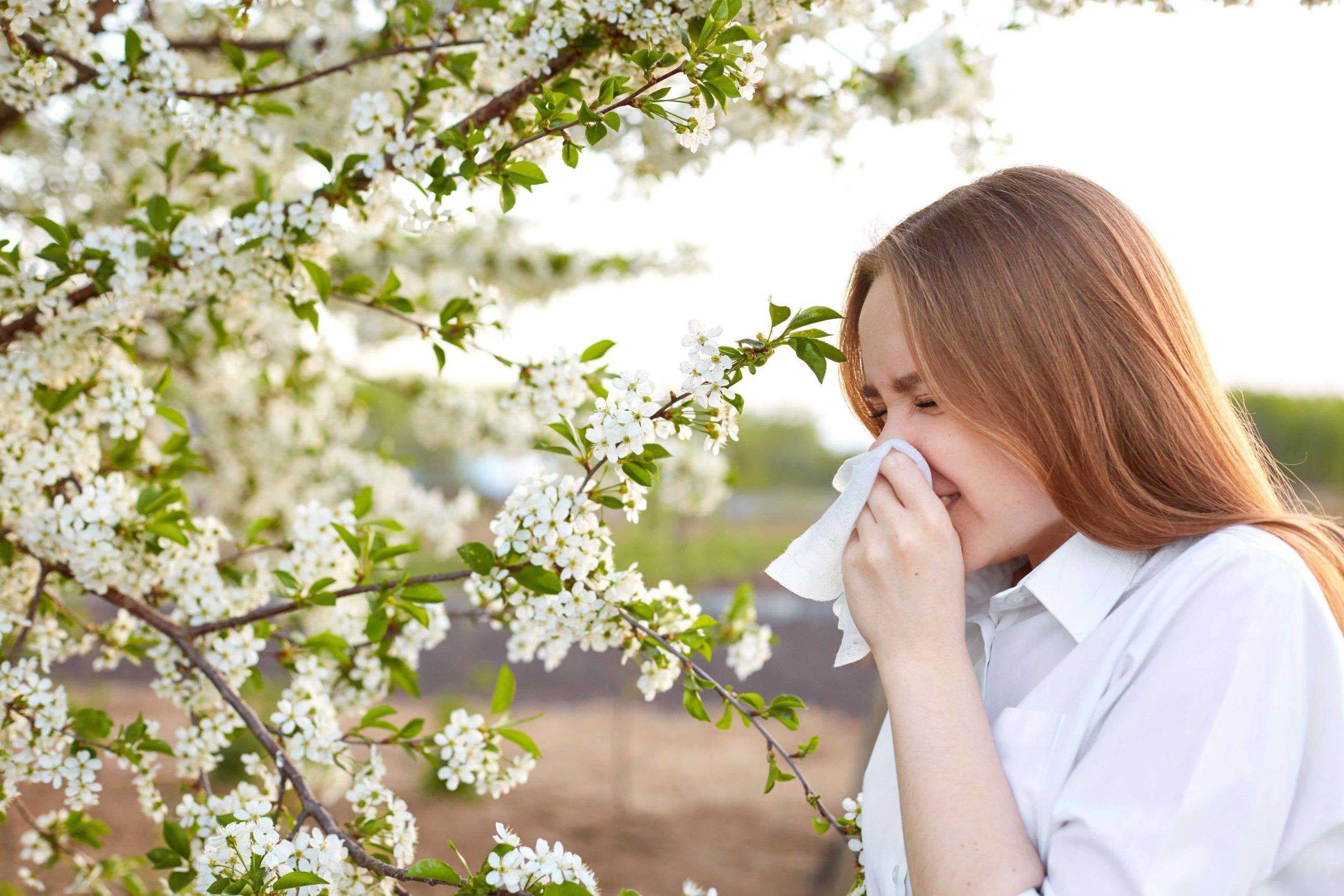Jak na alergickou rýmu
