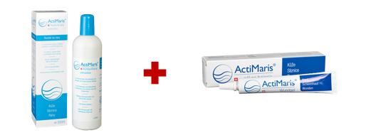 hojení vaginálních potíží Sensitiv + gel